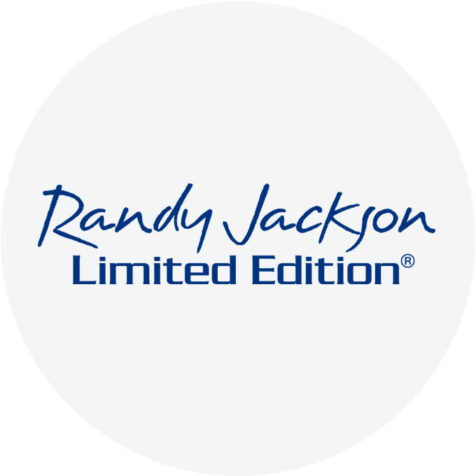 Randy Jackson Limited Edition Logo.