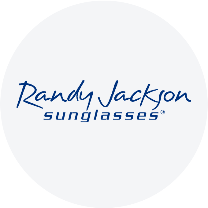 Randy Jackson Sunglasses Logo