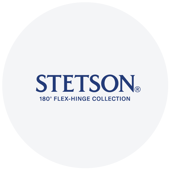 Stetson 180 Flex-Hinge Collection.